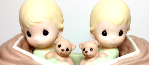 La gravidanza gemellare professione genitore - Gemelli monozigoti diversi ...