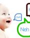 L'importanza dell'imitazione per lo sviluppo dei neonati